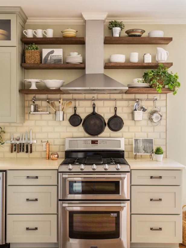 15 Clever Ways to Clear Off Your Countertops