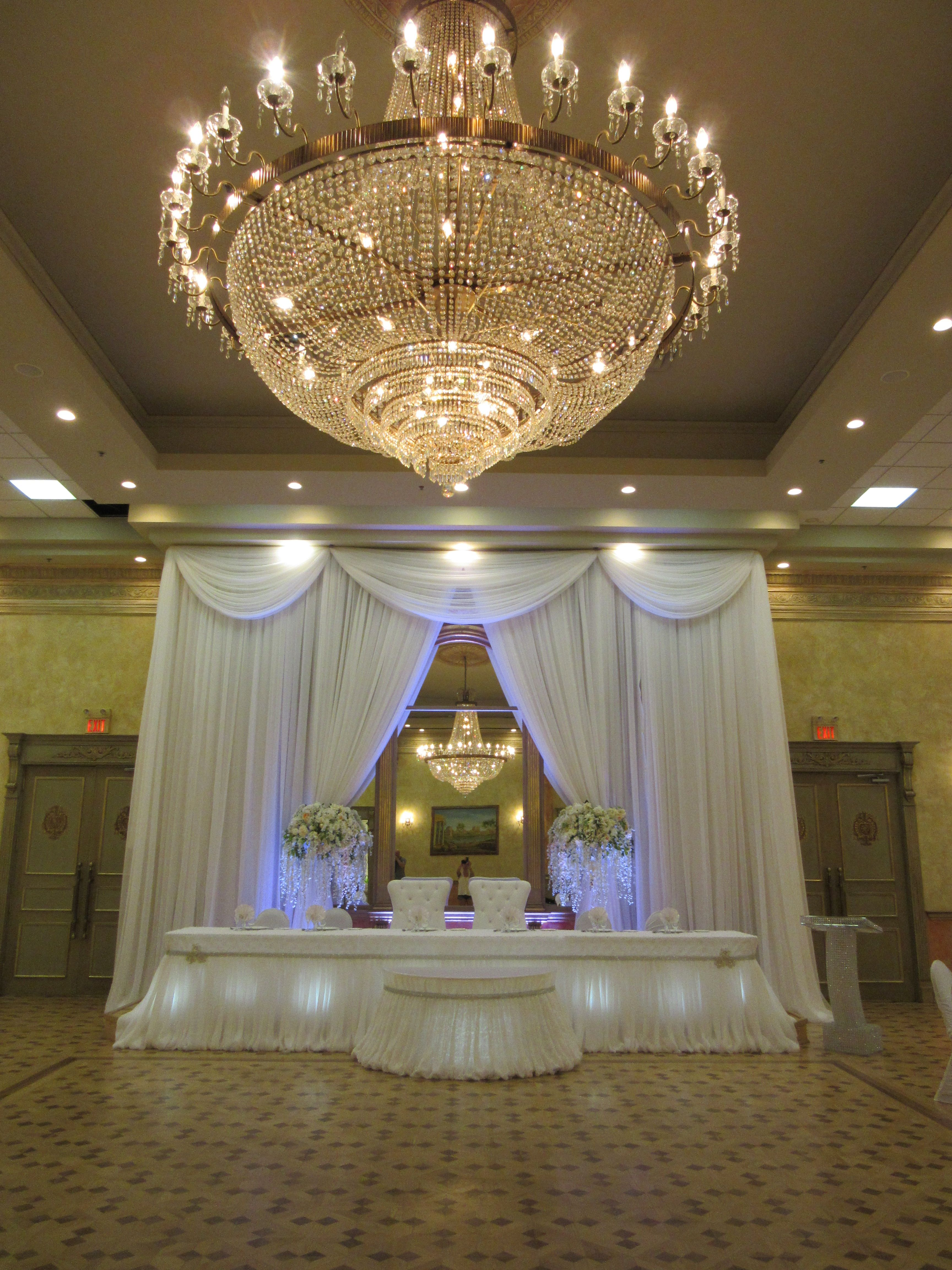 Wedding Backdrops & Designs done by WEDS by Mega City. Backdrop ...