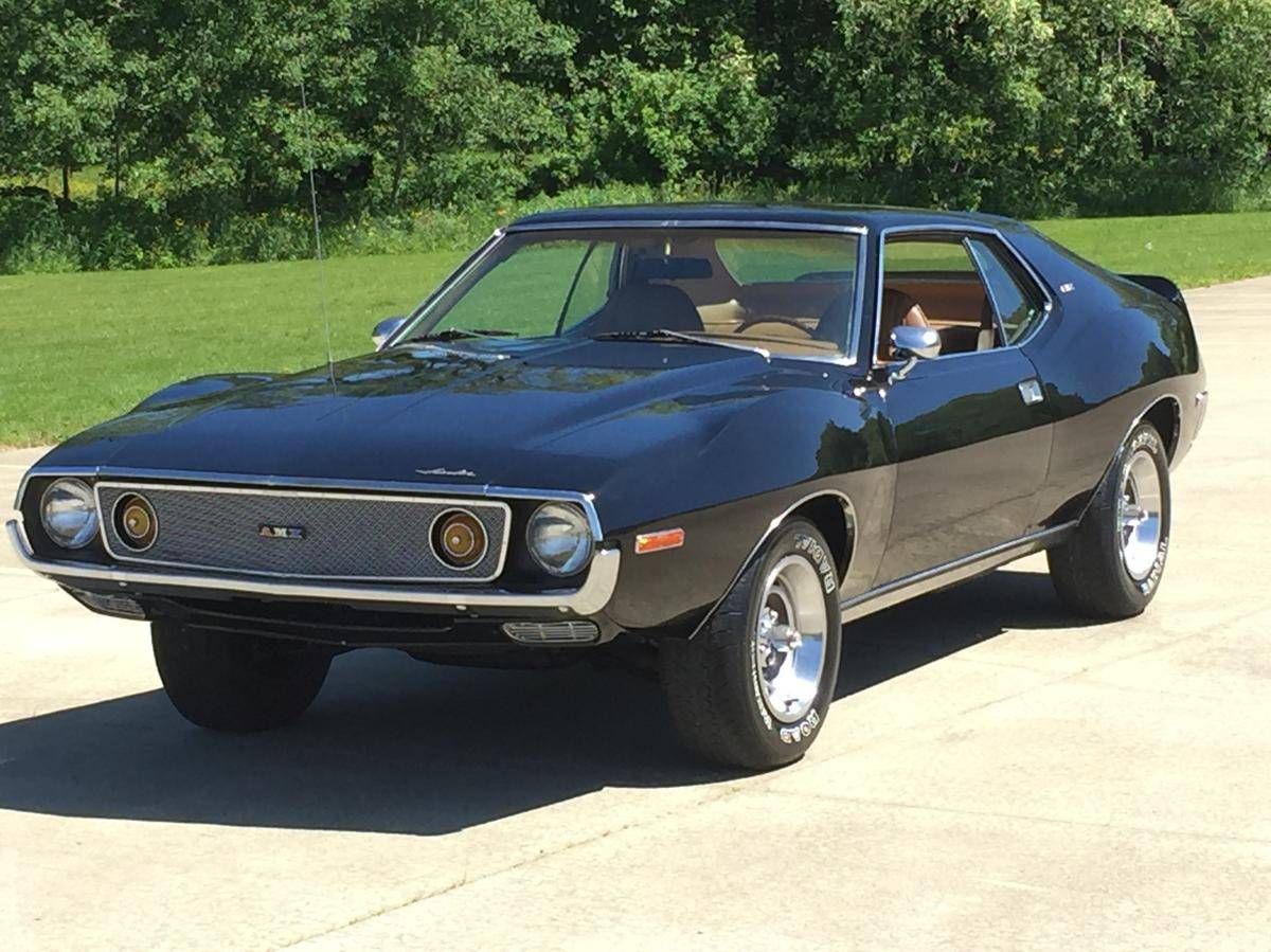 1974 Amc Amx For Sale 1960783 Hemmings Motor News Amc Javelin