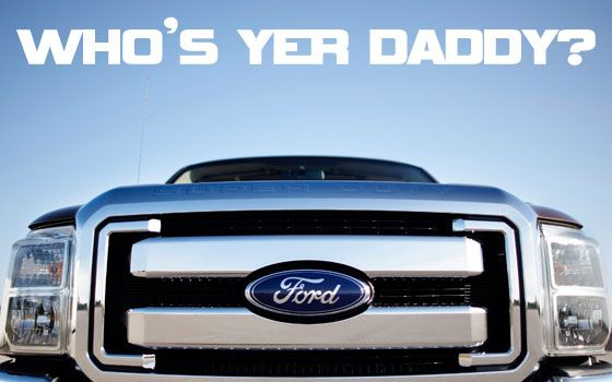 Ford King Of The Ranch Ford Motor Company Chevy Jokes Ford Motor