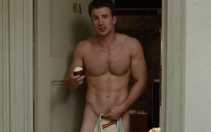 Chris Evans Nude Photos