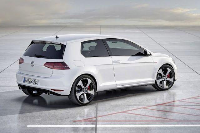 2014 Vw Golf Gti White Volkswagen Volkswagen Golf Volkswagen