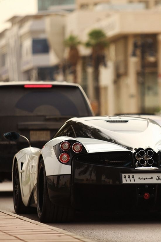 The Pagani Zonda Can Accelerate From 0   100 Km/h (0 60
