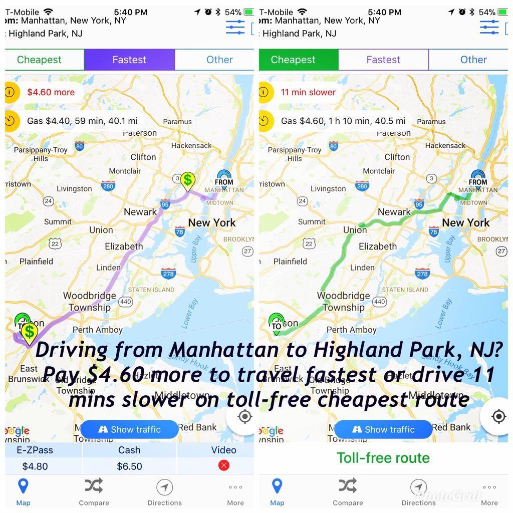 01cdf747efe086188b89fe28f194ba06 - How Do I Get Google Maps To Avoid Toll Roads