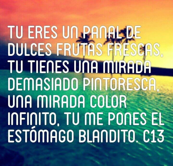 Un Beso De Desayuno Enamorada De Calle 13 3 Quotes Words Periodic Table