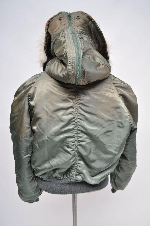 649cfa5134a1f7 vintage n-2b jacket flyers parka n2b avirex large by goodbyeheart