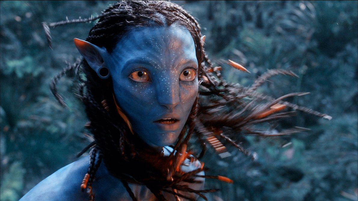 Wallpaper Neytiri Seze Avatar Hd Movies 4115: Avatar Neytiri By *Prowlerfromaf On DeviantART