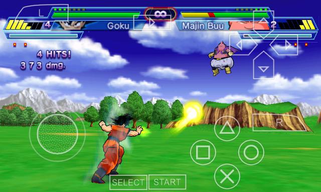 Dragon Ball Z Budokai Tenkaichi For Android and IOS