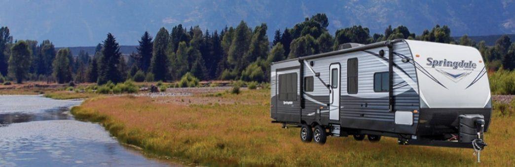 Springdale Travel Trailers at Bob Scott RV in Grand