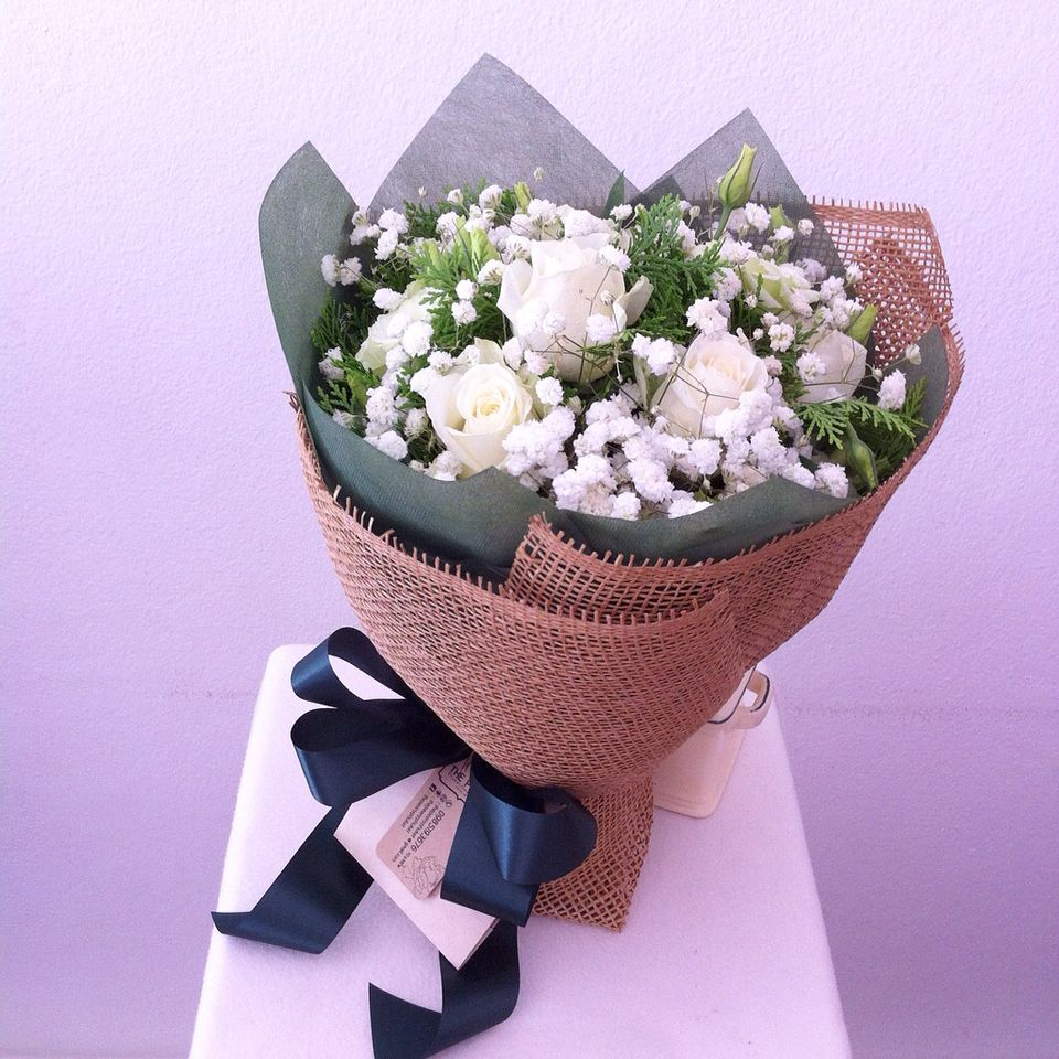 bouquet by thepeonyphuket fresh flower event