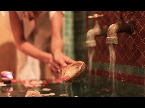 الحمام المغربي بالبيت Moroccan Spa Moroccan Colors The Cure Arabe
