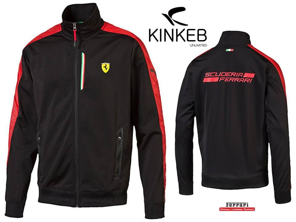 puma ferrari windbreaker jacket