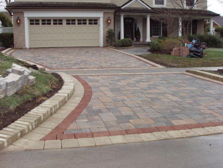 patio with pavers designs design brick pavers franklin mi paver patio paver walkway paver - Patio Pavers Designs