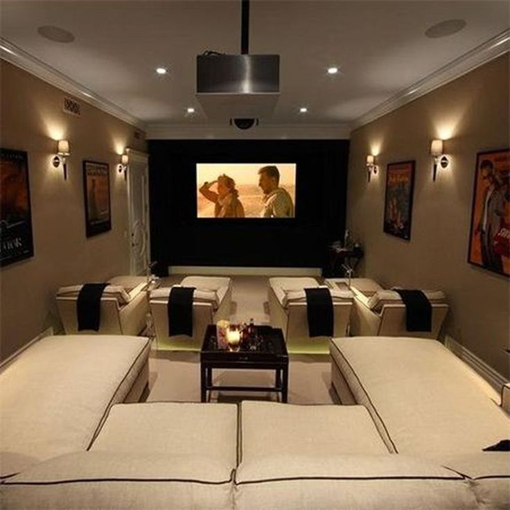 39+ Home Theater Sheating Ideas That Will Make You Jealous