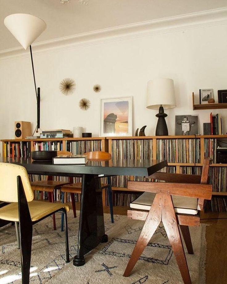 Meet This Head Turning Mid-Century Apartment!