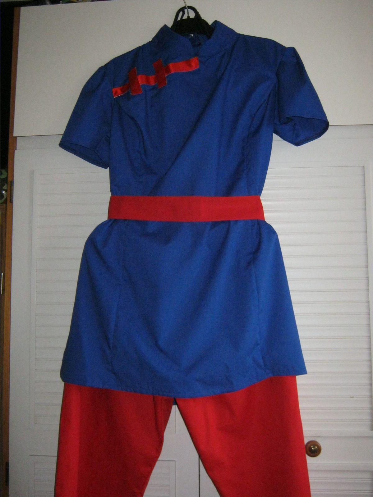 Yuffie yulan cosplay