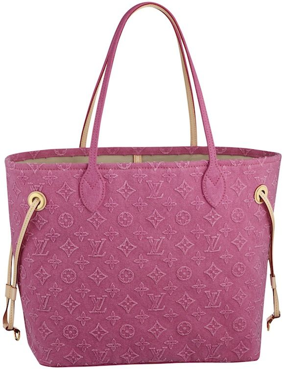 Louis Vuitton Tasche Pink