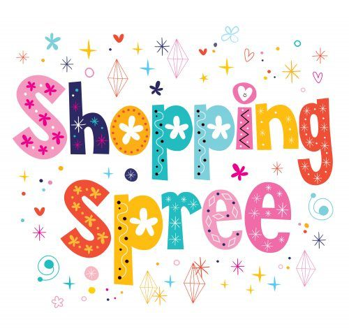 New 500 Shopping Spree Giveaway From Fabric Com Bigger And Better In 2017 So Sew Easy Handmade Valentine Shopping Spree Handmade Gifts