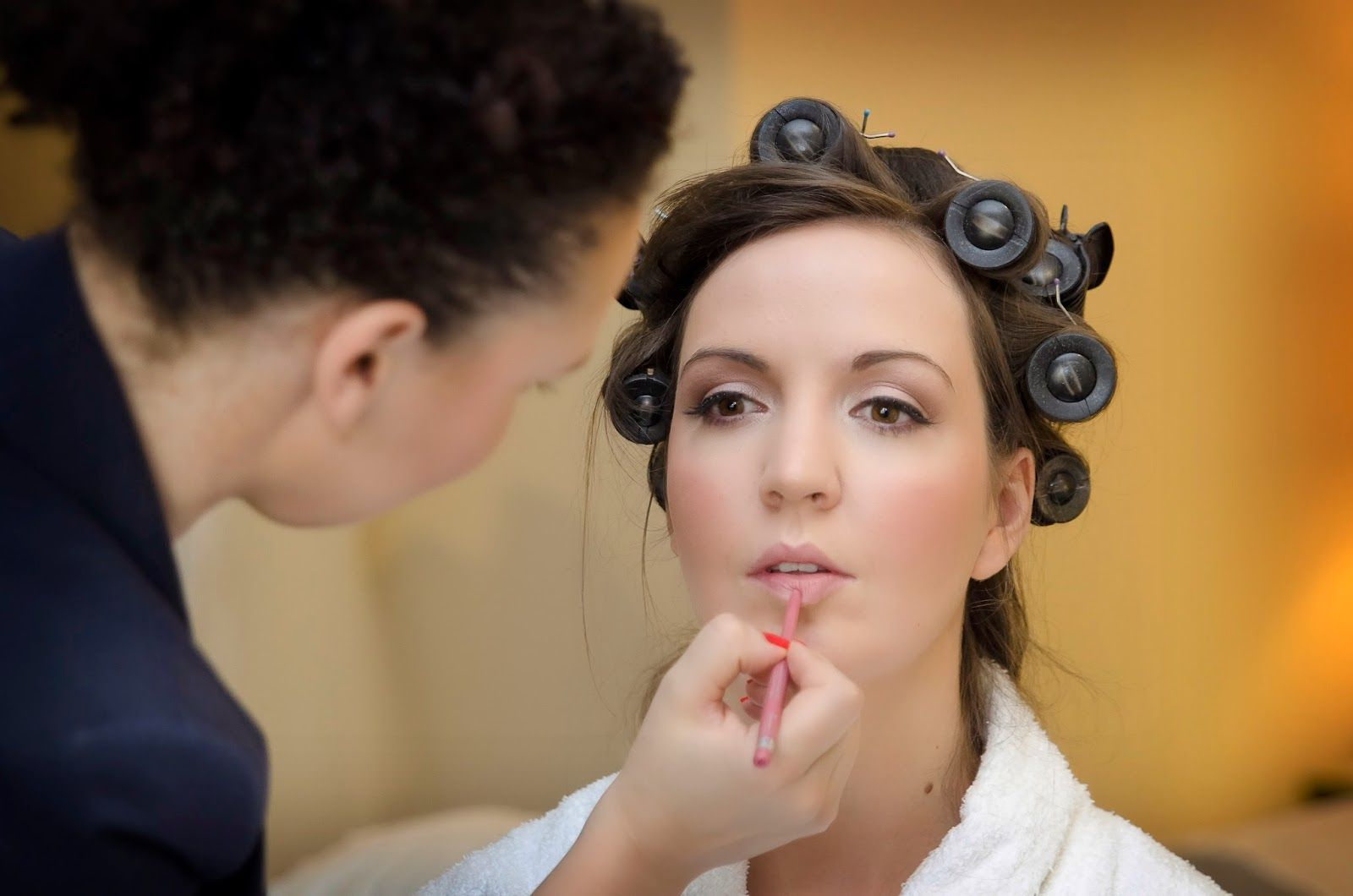 The Rules of Wedding Make up