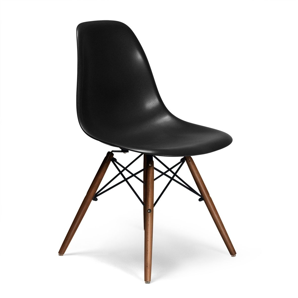 Molded Plastic Side Chair With Wood Legs Set Of 2 Wood Legs Solid Wood Dining Set Solid Wood Dining Chairs
