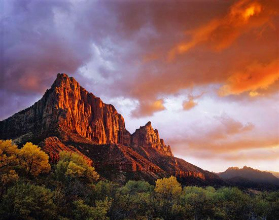 The Watchman Wilderness (added to Zion National Park ...