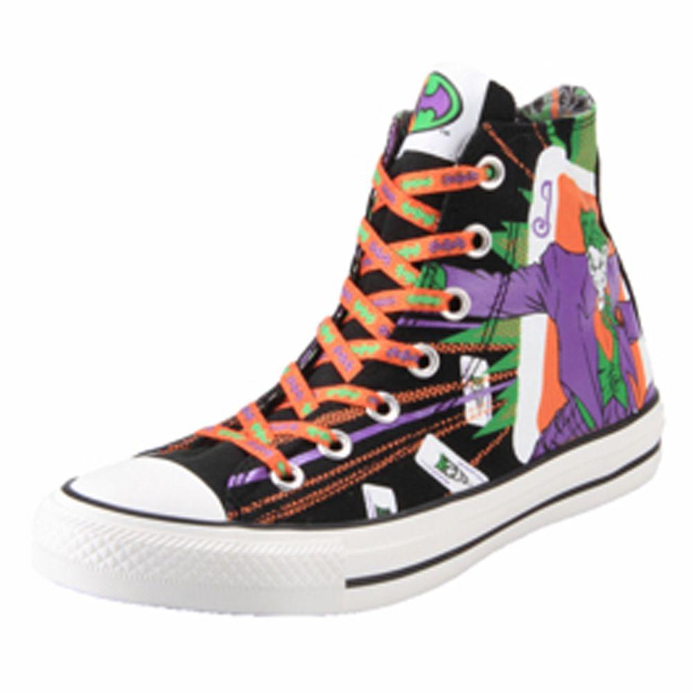 ab224bb890b2  74.99 Converse Chuck Taylor 132439C Joker Black   Purple Hi Tops ...