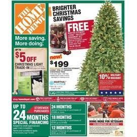 home depot pre black friday 2012 ad home depot pre black friday 2012 ad home depots pre black friday sale is happening from thursday nov - Home Depot Black Friday Christmas Decorations