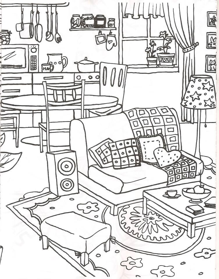 Adult Coloring Pages, Free Coloring