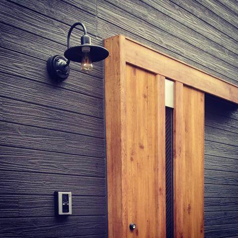 外観 外観デザイン 玄関引き戸 引き戸玄関 Ykkap Ykk マキアート