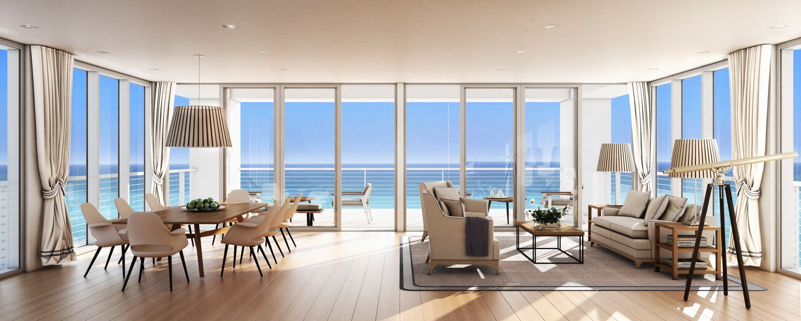 how luxury developers differentiate their product condo interior designcondo - Luxury Beach Home Interiors