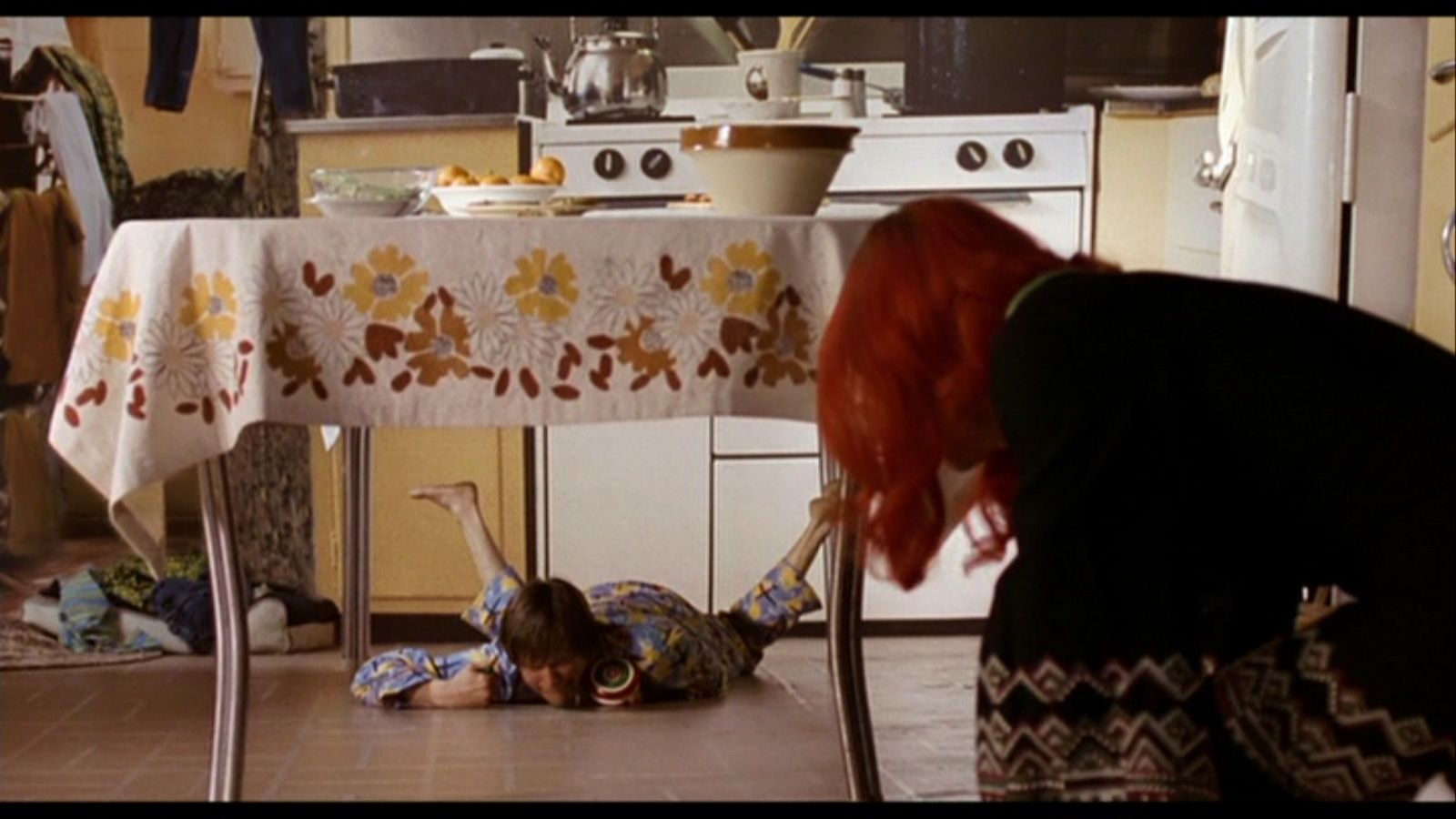 ETERNAL SUNSHINE OF THE SPOTLESS MIND- funny scene of clementine ...