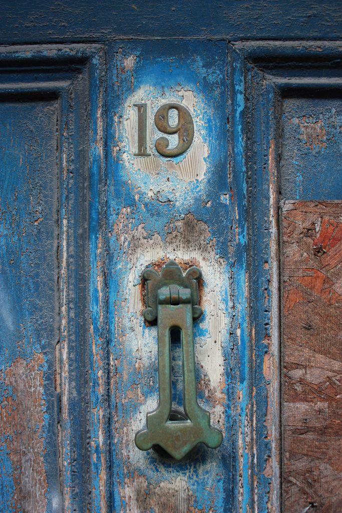 old door on forster street galway number 19 blue 1 painting sculpture ceramic. Black Bedroom Furniture Sets. Home Design Ideas