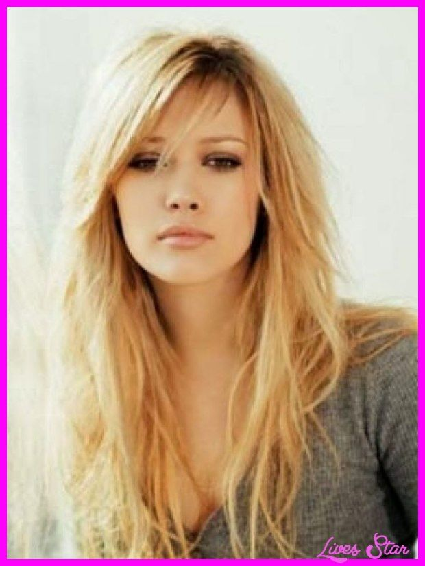Choppy Layered Haircuts For Long Hair With Bangs With Images Long Thin Hair Haircuts For Long Hair With Layers Long Layered Haircuts