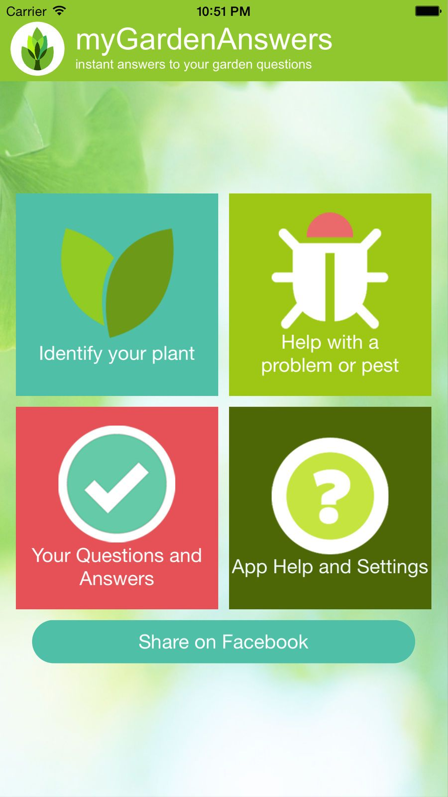 Garden Answers Plant Id EducationLifestyleappsios