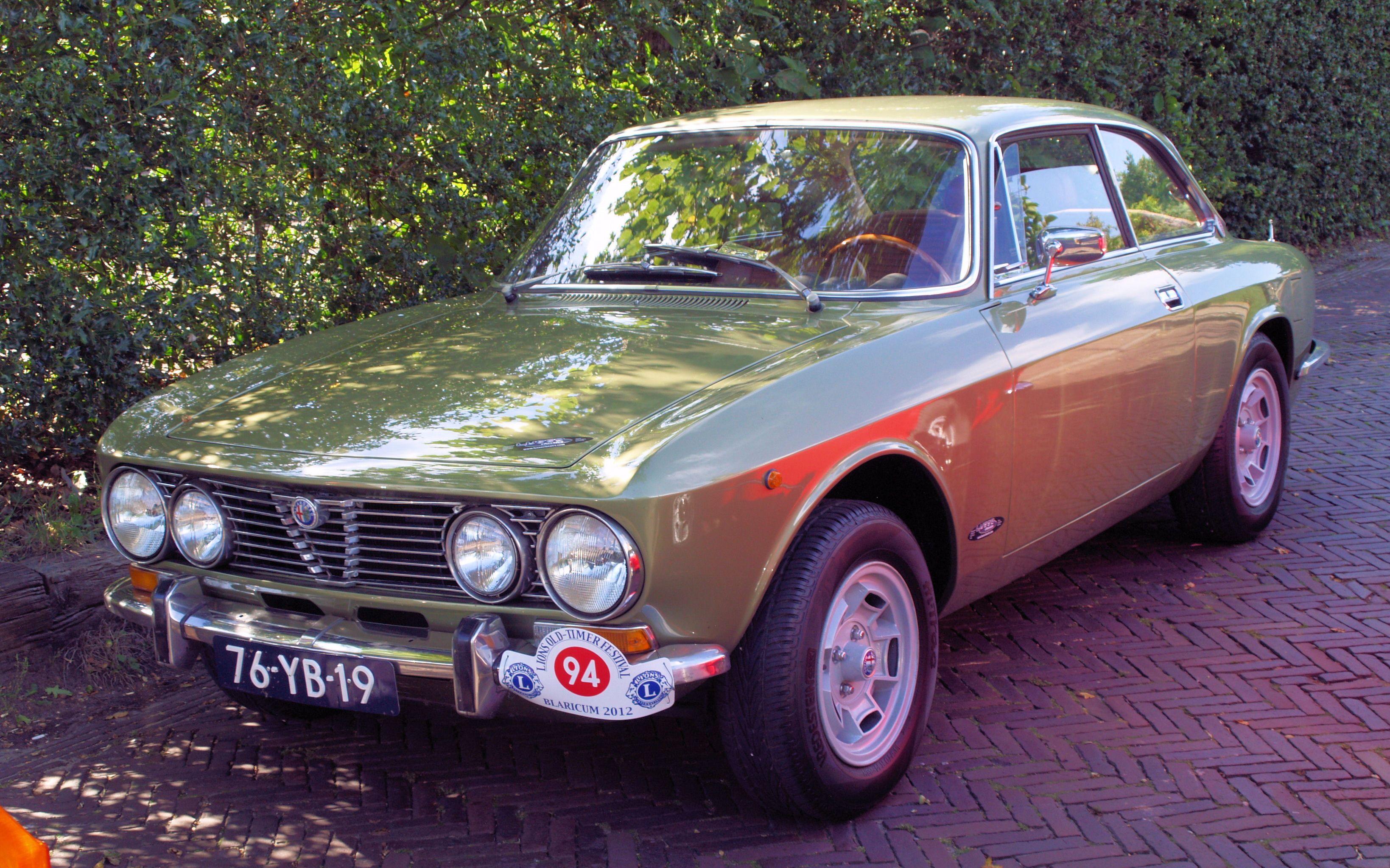 Alfa Romeo Gtv 2000 Bertone For Sale 1973 Alfa Romeo Gtv For Sale Alfa Romeo Alfa Romeo Gtv Dream Cars