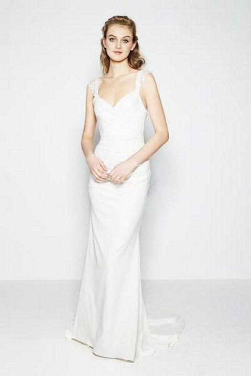 Vestidos de Nicole Miller: ¡Para novias sencillas!   Nicole miller ...