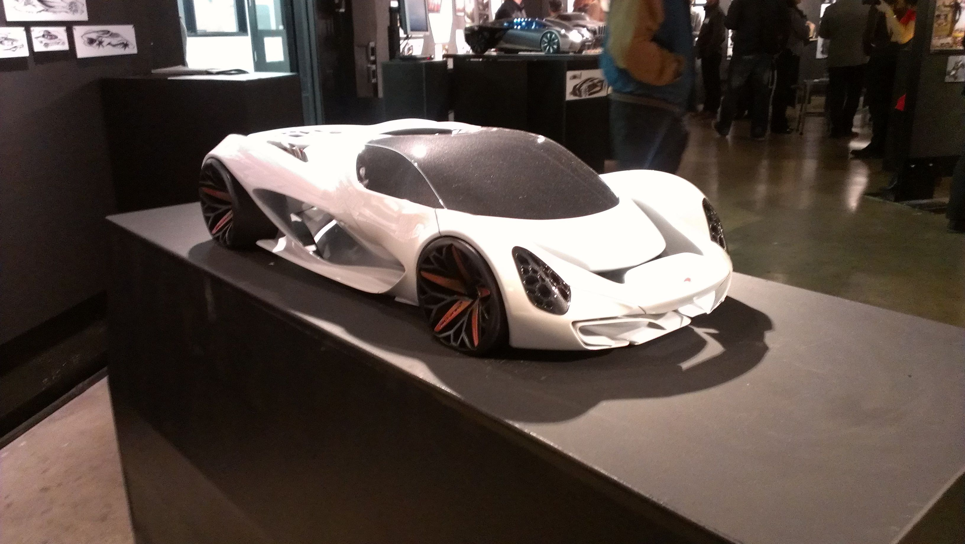Art Center College Of Design Graduation Show December 2017 The Bmw I1 Is An Electric Singleseater Trikecar Concept By Designer