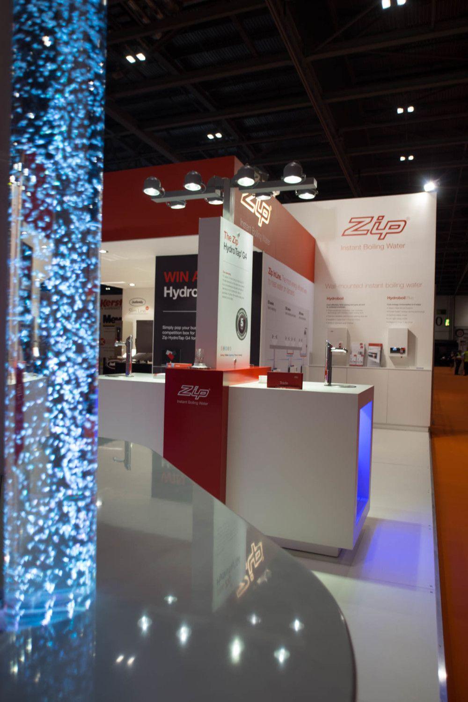 Envisage Exhibition Stand Design And Build Uk : Zip @ kbb www.thisisenvisage.com envisage brand experiences