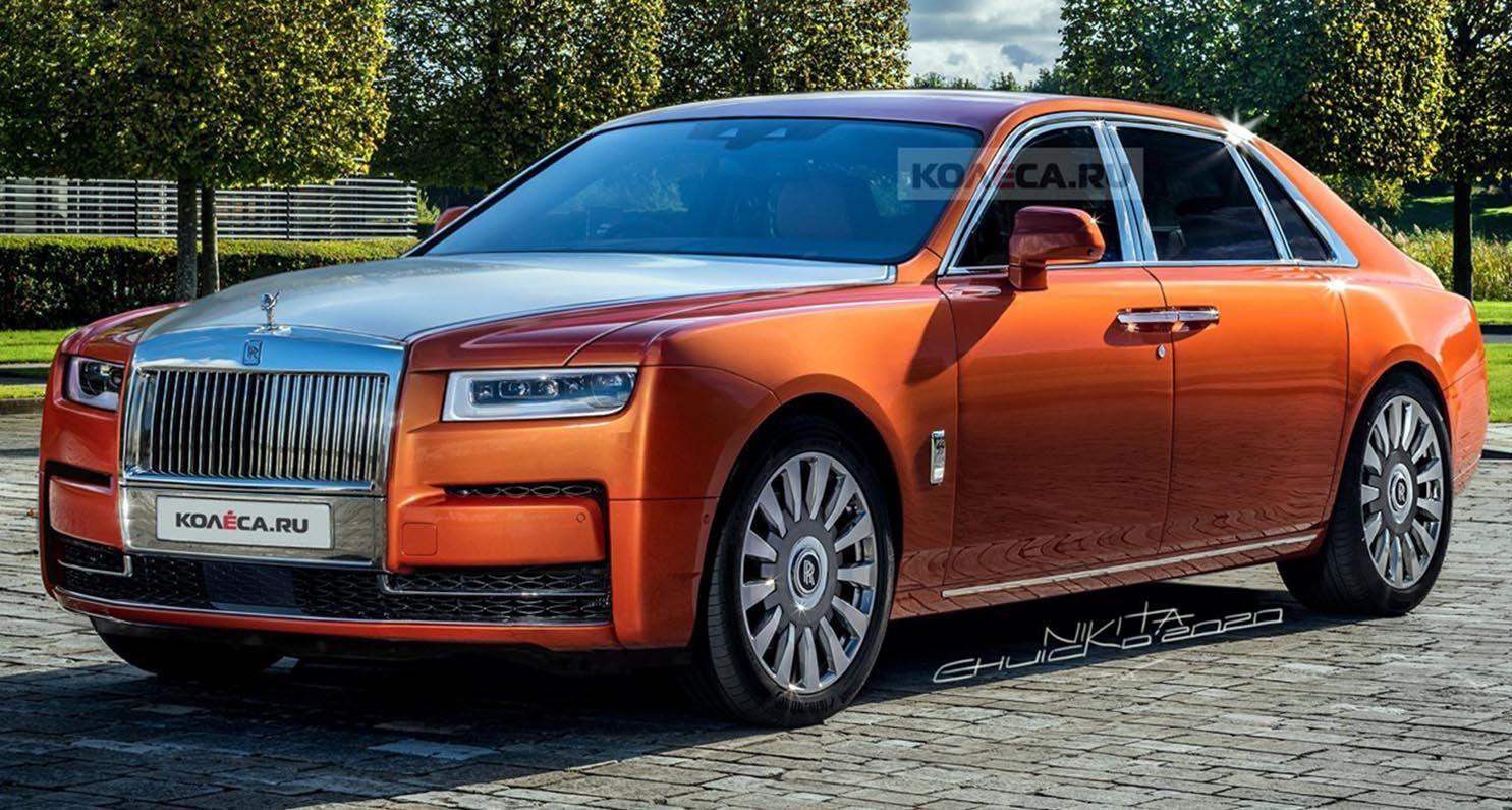 رولز رويس غوست 2021 الجديدة تماما الطراز الفاخر بالإنجازات الهندسية المبهرة موقع ويلز Rolls Royce Rolls Royce Phantom Royce