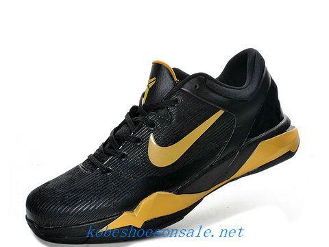 Nike Zoom Kobe 7 Varsity Maize Black