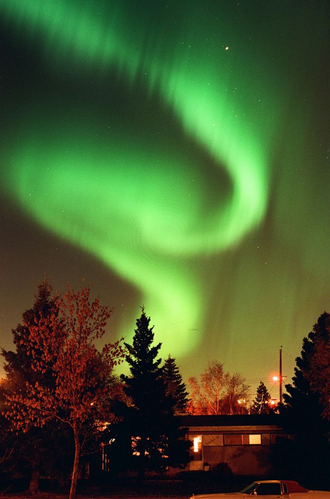 Aurora Borealis Northern Lights The Northern Lights