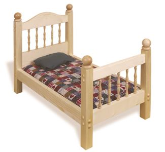 Free Patterns For Doll Beds Bed Plans Woodcraft Pattern