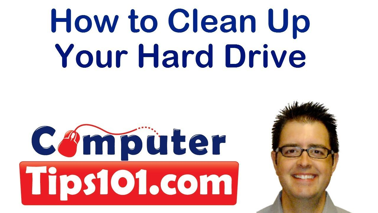 how to clean up your hard drive computer printer tips pinterest. Black Bedroom Furniture Sets. Home Design Ideas