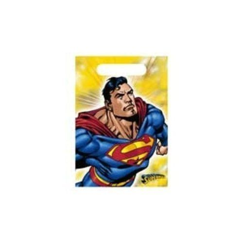 Superman Returns Treat Bags - 8 Count by Hallmark. $4.95. Package includes 8 Superman Returns Treat Bags/Loot Bags