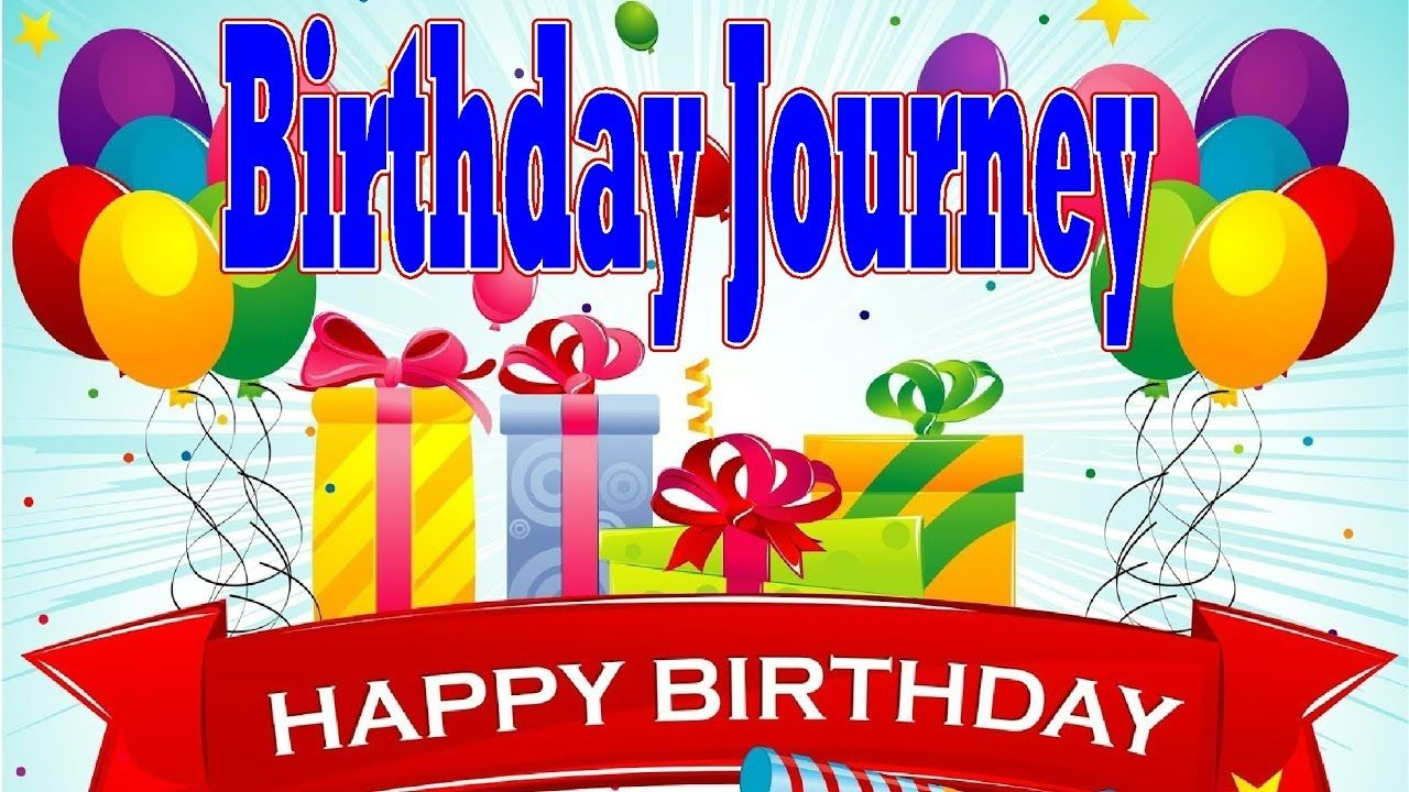 Birthday Journey Feb 2 Great Way To To Send Birthday Wishes To All