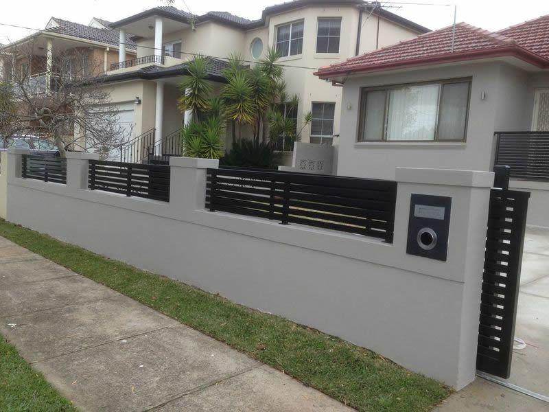 ABC Fencing - Sliding Gates sample 8 | Gate | Pinterest ...