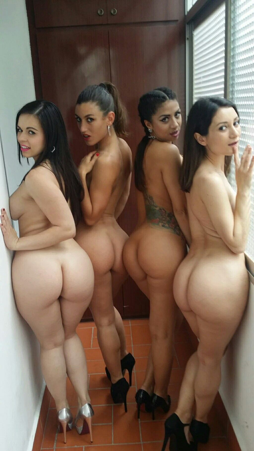 Mature butt ladies