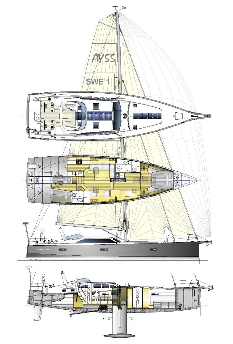 Berckemeyer Yacht Design | plans for modern and classic sailing ...