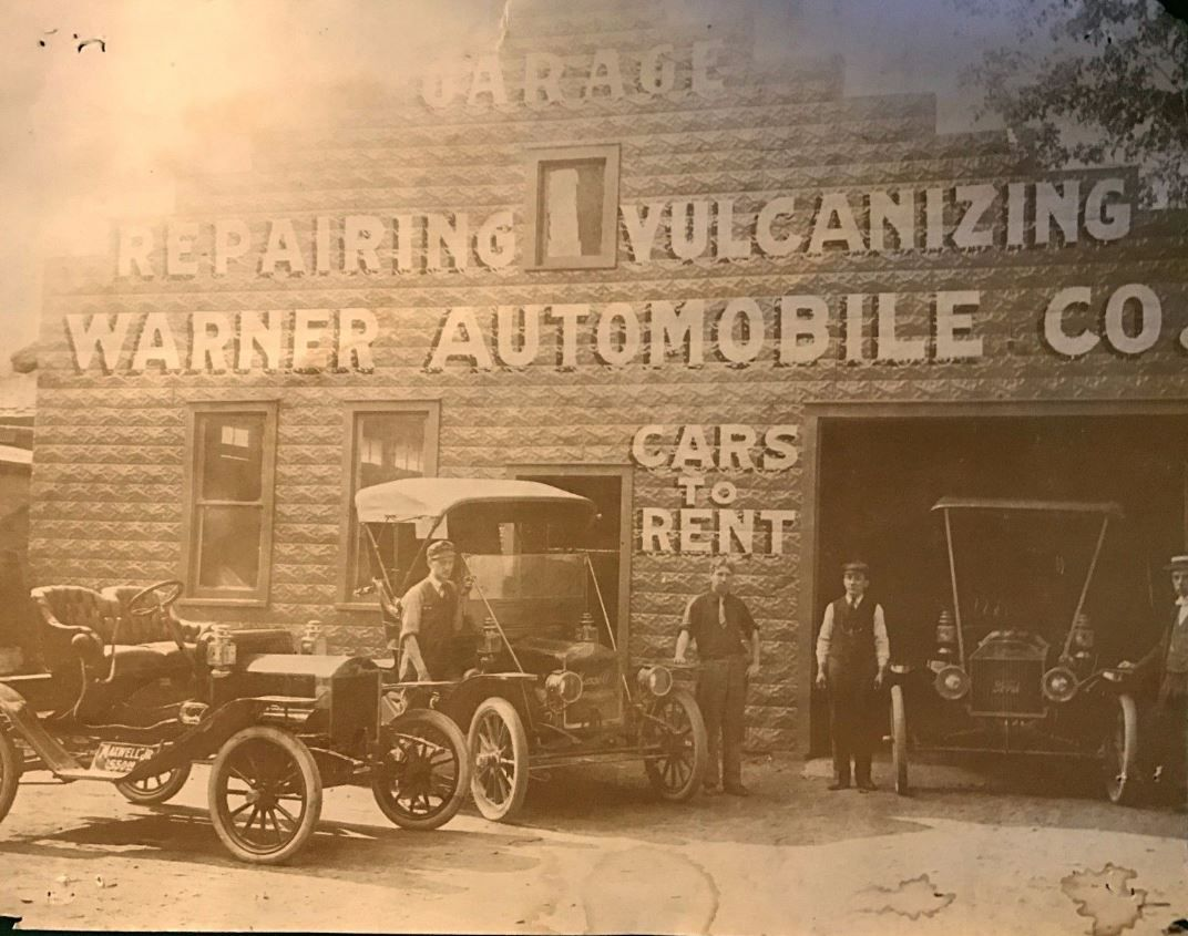 Model T Ford Forum: Old photo-Cars to rent | Model T Technical Stuff ...
