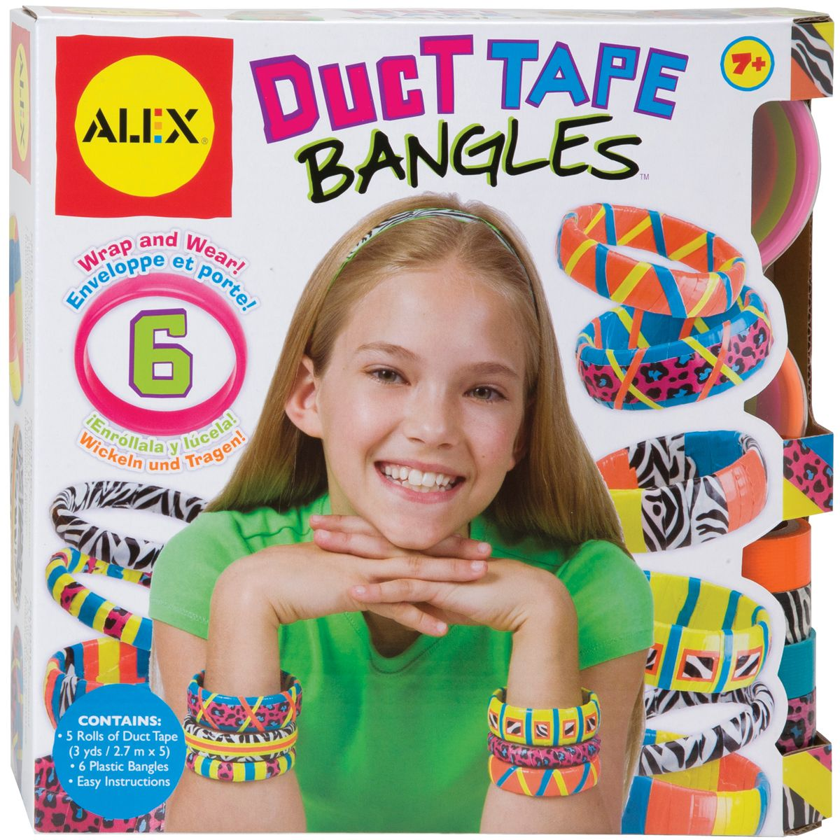 Duct tape crafts kits - Alex Toys Friends 4 Ever Kit By Alex Toys Duct Tape Craftsalex